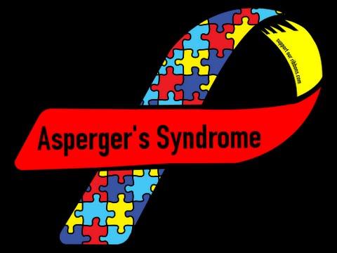 aspergers ribbon